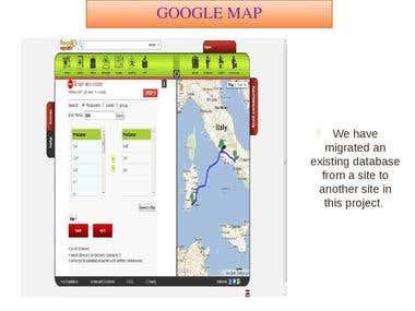 Advanced Google Map Integration