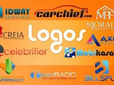Logo designed work