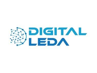 Digital Leda Technology Logo