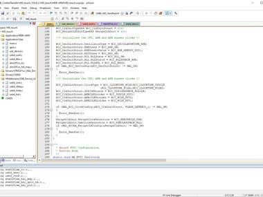 Firmware Programming