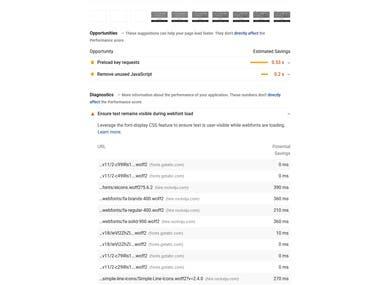 Hire.RockViju.com - Speed Optimization Google Speed Insight