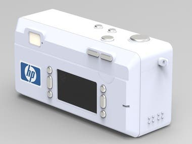 HP Photosmart digital camera