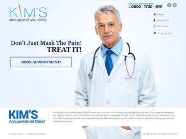 Kim's Accupuncture Clinic