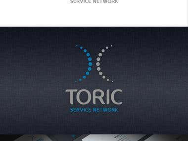 Toric Network Service - Competition Winner (July '13)