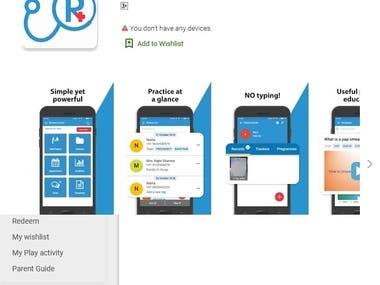 Remedo - For Doctors app