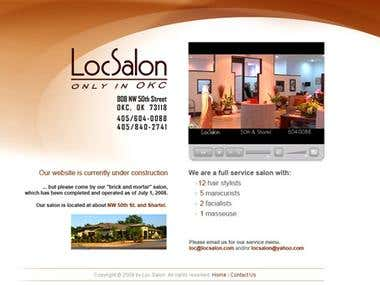LOC SALON, USA