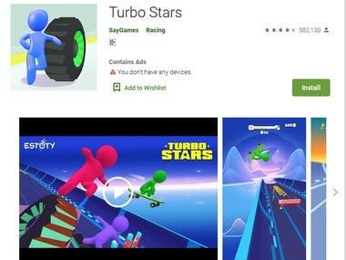 Turbo Stars racing game