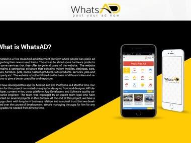 Hybrid Mobile App and Website Development