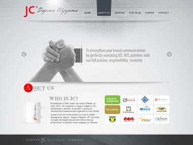 JC - G brand, Viet Nam