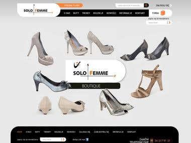 SoloFemme - shop online