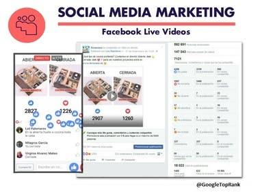 Social Media Marketing and Social Profile Influencer