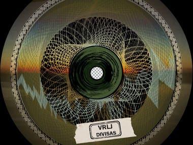 SMV 'Divisas' album cover