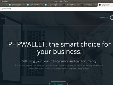 PHP WALLET