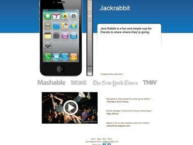 jackrabbit mobile site