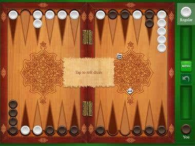 Shesh-Besh game