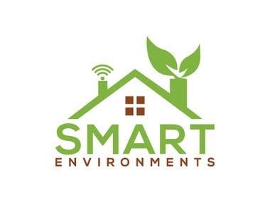 Design me a company logo - Smart Environments