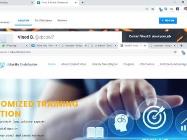 eduskillmooc(Coching Management software)