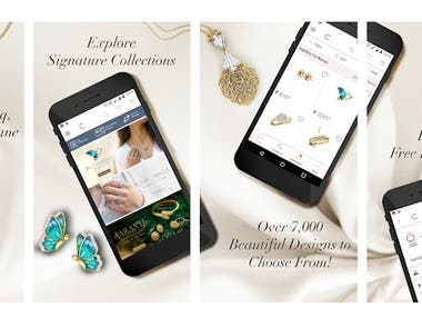 Caratlane - Jewellery E-commerce