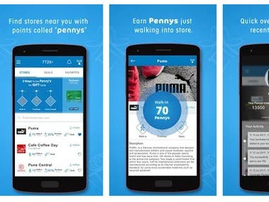 Pennyer - Earn rewards while shopping and hoteling