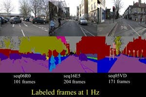 Camera Video Segmentation