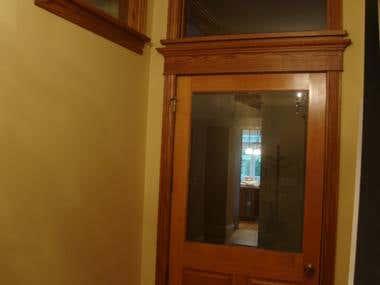 Interior Renovation.