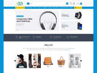 UBA Corporate Gifts