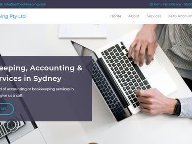 Build a website - www.786bookkeeping.com.au