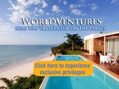 Travel Club FB promotion
