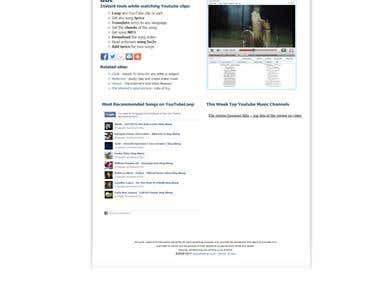 Current Web Sites & e-Portals