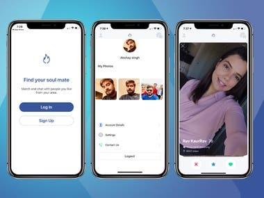 Dating App - Link in Description