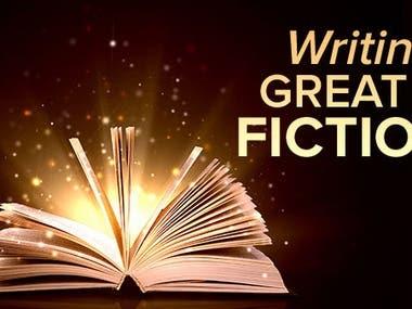 Fiction, Creative Writing