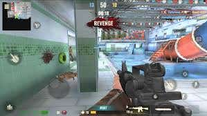 Mobile Fps Game
