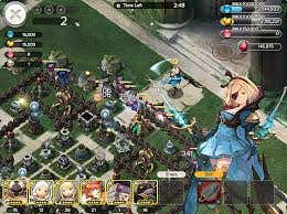 Strategy game mobile