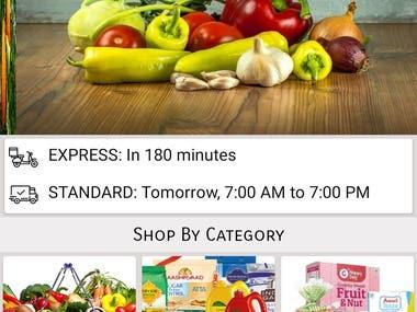 BigVmart App on PlayStore
