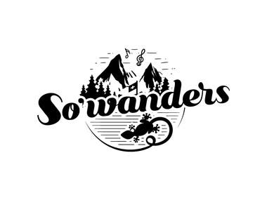 So'wanders Logo Design