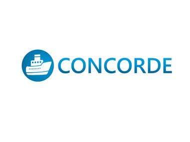 Logo Design for CONCORDE
