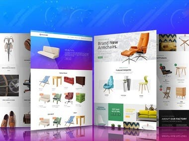 I will develop full featured eCommerce WordPress website
