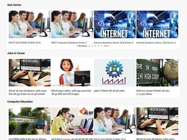 #Dojawab.com #Website Design & Development
