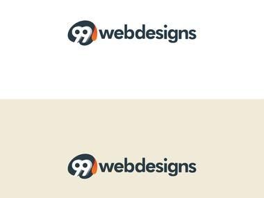 99webdesigns Logo Branding