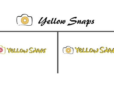 Logo for yellowsnaps blog