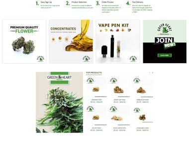 Woocommerce Web Site