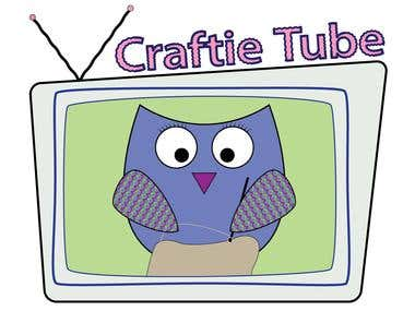 another logo for Craftie tube