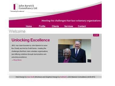 John Barwick Charity Consultancy
