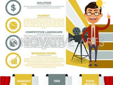 Charts & Info Graphic Designs
