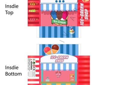 Box & Label Designs