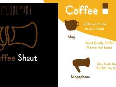 Coffee Shout Logo