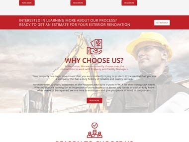 Website Design Maintenance & Renovation Services
