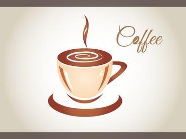 Logo Design #2 (cafe)
