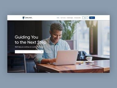 Upskill Right   E-Learning Platform