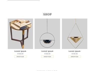 Website PSD